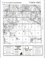 Alcona T28N-R8E, Alcona County 1995